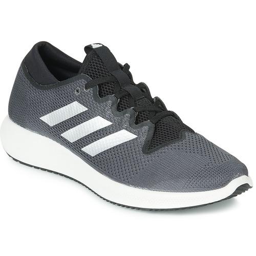 adidas Performance EDGE FLEX M Negro / Gris - Envío gratis | ! - Zapatos Deportivas bajas Hombre