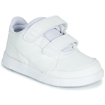 Zapatos Niños Zapatillas bajas adidas Performance ALTASPORT CF I Blanco