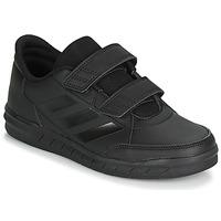 Zapatos Niños Zapatillas bajas adidas Performance ALTASPORT CF K Negro