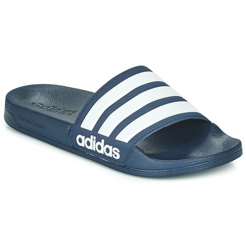 adidas Performance ADILETTE SHOWER Marino - Envío gratis | ! - Zapatos Chanclas