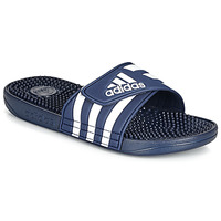 Zapatos Chanclas adidas Performance ADISSAGE Marino