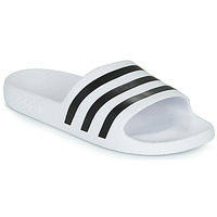 Zapatos Chanclas adidas Performance ADILETTE AQUA Blanco