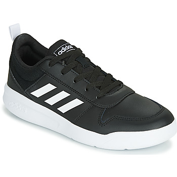 Zapatos Niños Zapatillas bajas adidas Performance VECTOR K Negro / Blanco