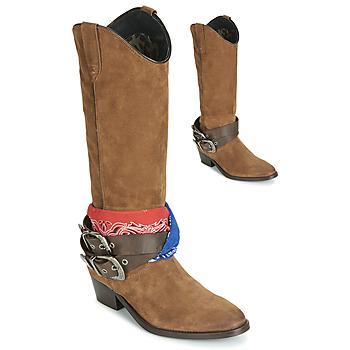 Zapatos Mujer Botas urbanas Replay FRUITLAND Camel