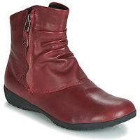 Zapatos Mujer Botas de caña baja Josef Seibel NALY 24 Carmín