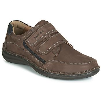 Zapatos Hombre Derbie Josef Seibel ANVERS 90 Marrón