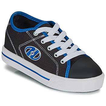 Zapatos Niño Zapatos con ruedas Heelys CLASSIC X2 Negro / Blanco / Azul
