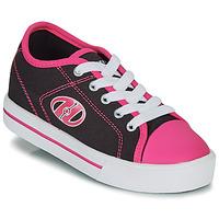 Zapatos Niña Zapatos con ruedas Heelys CLASSIC X2 Negro / Rosa