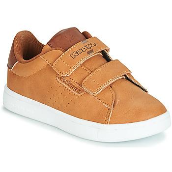 Zapatos Niño Zapatillas bajas Kappa TCHOURI Marrón
