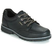 Zapatos Hombre Zapatillas bajas Kappa NAGOA Negro