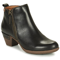Zapatos Mujer Botines Pikolinos ROTTERDAM 902 Negro