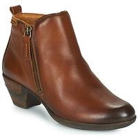 Zapatos Mujer Botines Pikolinos ROTTERDAM 902 Cognac