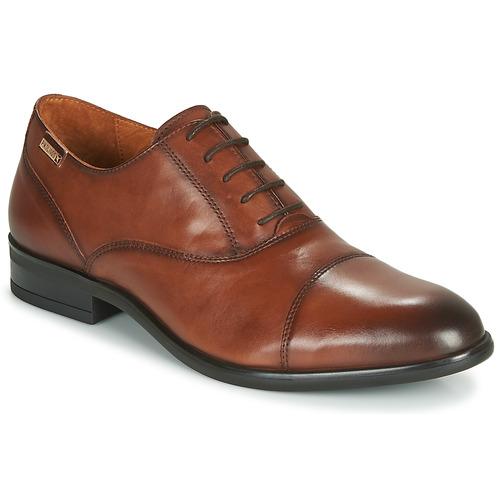 Zapatos Hombre Richelieu Pikolinos BRISTOL M7J Marrón