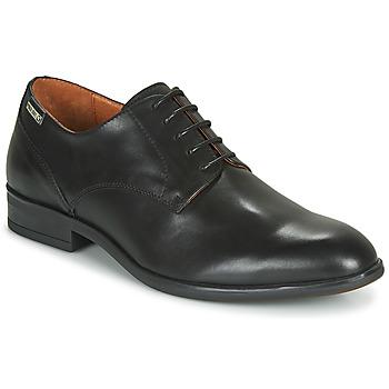Zapatos Hombre Derbie Pikolinos BRISTOL M7J Negro