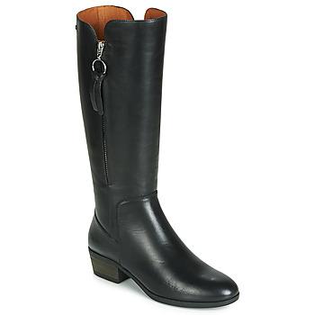 Zapatos Mujer Botas urbanas Pikolinos DAROCA W1U Negro