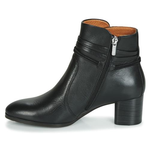 Zapatos Botines Calafat Negro W1z Mujer Pikolinos HYbeED29IW