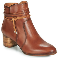Zapatos Mujer Botines Pikolinos CALAFAT W1Z Marrón