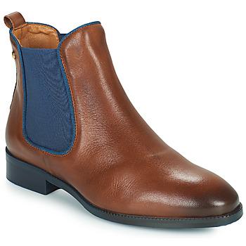 Zapatos Mujer Botas de caña baja Pikolinos ROYAL W4D Marrón