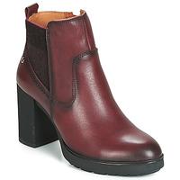 Zapatos Mujer Botines Pikolinos SAGUNTO W4Z Marrón