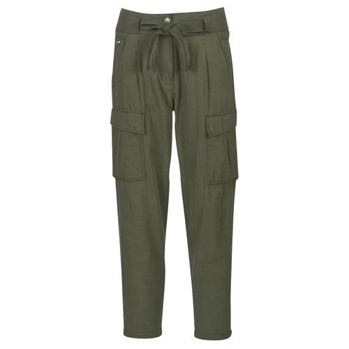 G-Star Raw CHISEL BF PANT WMN Kaki - Envío gratis | ! - textil pantalones con 5 bolsillos Mujer