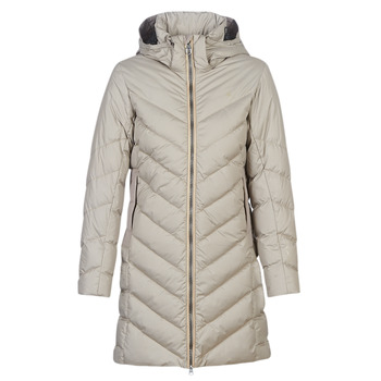 textil Mujer Plumas G-Star Raw WHISTLER SLIM DOWN HDD LONG COAT WMN Beige