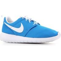 Zapatos Mujer Zapatillas bajas Nike Roshe One (GS) 599728 422 azul