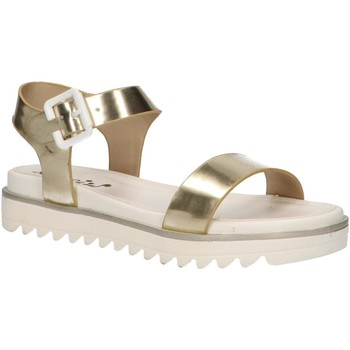Zapatos Niña Sandalias Cheiw 47088 Gold
