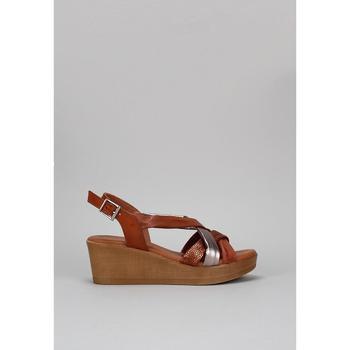 Zapatos Mujer Sandalias Sandra Fontan GOLFO Marrón