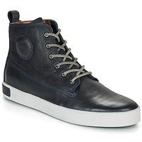 Zapatos Hombre Zapatillas altas Blackstone AM02 Marino
