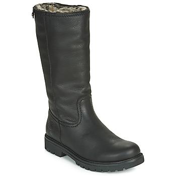 Zapatos Mujer Botas urbanas Panama Jack BAMBINA Negro