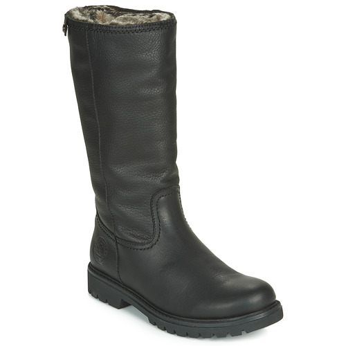 Zapatos Mujer Botas de caña baja Panama Jack BAMBINA Negro