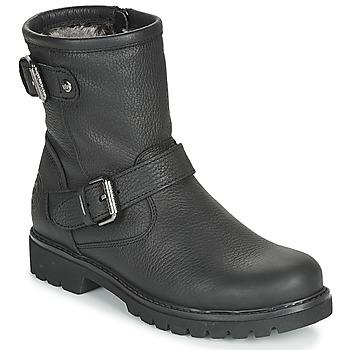 Zapatos Mujer Botas de caña baja Panama Jack FELINA Negro