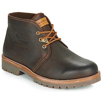 d6bf2df906a Zapatos Hombre Botas de caña baja Panama Jack BOTA PANAMA Marrón