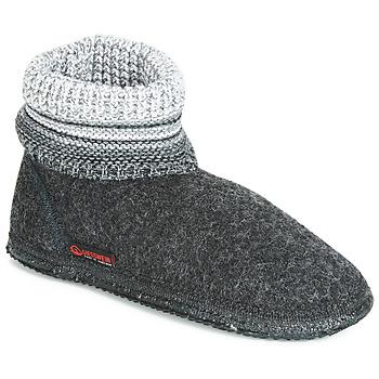 Zapatos Mujer Pantuflas Giesswein BAUMKIRCHEN Antracita