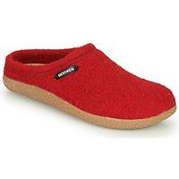 Zapatos Mujer Pantuflas Giesswein VEITSCH Rojo