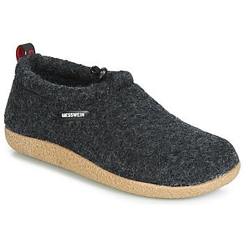 Zapatos Mujer Pantuflas Giesswein VENT Antracita