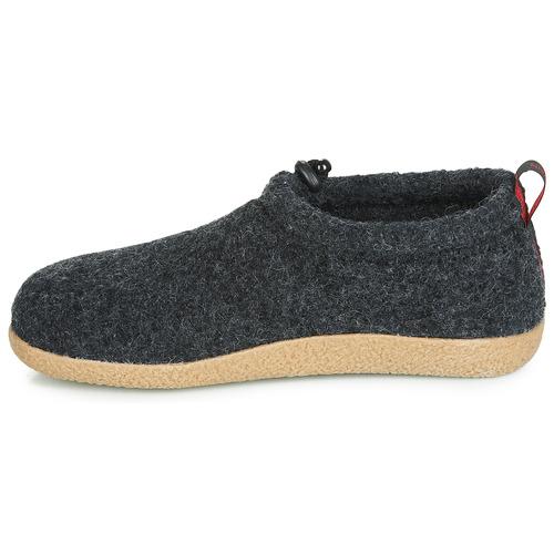 Pantuflas Giesswein Mujer Vent Zapatos Antracita ChsdtQrx