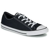 Zapatos Mujer Zapatillas bajas Converse CHUCK TAYLOR ALL STAR DAINTY GS  CANVAS OX Negro