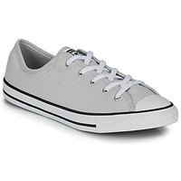 Zapatos Mujer Zapatillas bajas Converse CHUCK TAYLOR ALL STAR DAINTY GS  CANVAS OX Gris