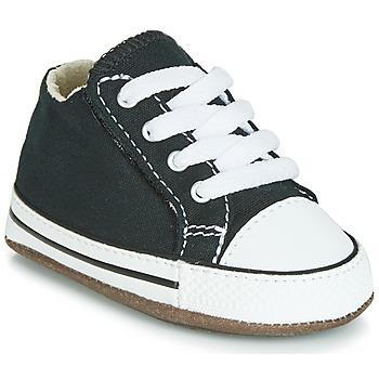 Zapatos Niños Zapatillas altas Converse CHUCK TAYLOR ALL STAR CRIBSTER CANVAS COLOR  HI Negro