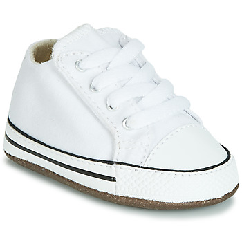 Zapatos Niños Zapatillas altas Converse CHUCK TAYLOR ALL STAR CRIBSTER CANVAS COLOR  HI Blanco / Optical
