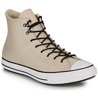 Zapatos Zapatillas altas Converse CHUCK TAYLOR ALL STAR WINTER LEATHER BOOT HI Beige