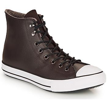 Zapatos Zapatillas altas Converse CHUCK TAYLOR ALL STAR WINTER LEATHER BOOT HI Marrón