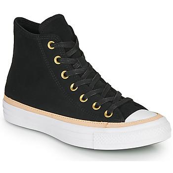 Zapatos Zapatillas altas Converse CHUCK TAYLOR ALL STAR VACHETTA LEATHER HI Negro