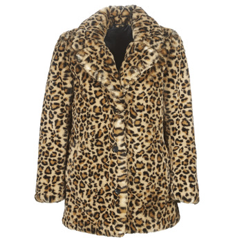 textil Mujer Abrigos Oakwood USER Leopardo