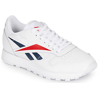 Zapatos Zapatillas bajas Reebok Classic CL LEATHER VECTOR Blanco
