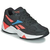 Zapatos Mujer Zapatillas bajas Reebok Classic AZTREK 96 Negro / Coral