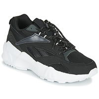 Zapatos Mujer Zapatillas bajas Reebok Classic AZTREK DOUBLE MIX L Negro