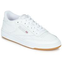 Zapatos Mujer Zapatillas bajas Reebok Classic CLUB C 85 Blanco