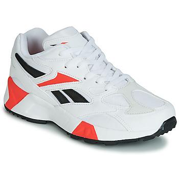 Zapatos Niño Zapatillas bajas Reebok Classic AZTREK 96 J Blanco